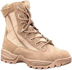 Tactical Boot Two-Zip Coyote Gr.10 von Mil-Tec