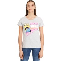 Minions No Idea Damen T-Shirt von Minions