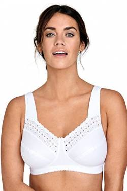 Miss Mary of Sweden Broderie Anglaise Non-Wired Bra von Miss Mary of Sweden