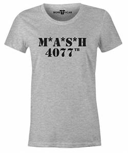 Mash 4077th - Damen T Shirt von More T Vicar