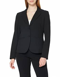More & More Damen, Sally Blazer, Schwarz (Black 0790), 36 von More & More