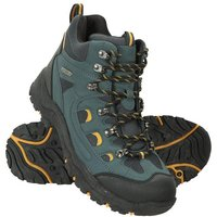 Adventurer Wasserdichte Herrenstiefel - Blau von Mountain Warehouse