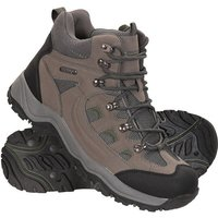 Adventurer Wasserdichte Herrenstiefel - Khaki von Mountain Warehouse
