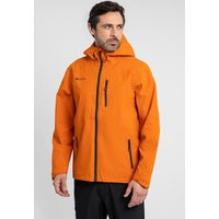 Bachill Wasserdichte Herrenjacke - Orange von Mountain Warehouse