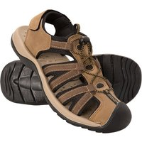 Bay Reef Herren-Sandalen - Braun von Mountain Warehouse