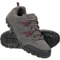 Outdoor III Herren Wanderschuhe - Grau von Mountain Warehouse