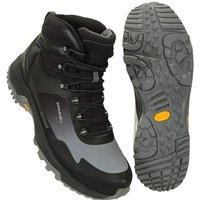 Spectrum Wasserdichte Herren Softshell Vibram Stiefel - Grau von Mountain Warehouse