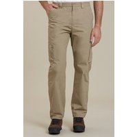 Trek II Herrenhose - reguläre Länge - Beige von Mountain Warehouse