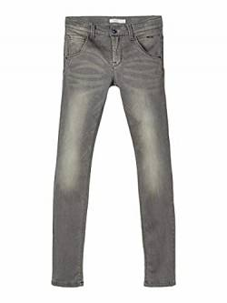 NAME IT Boy X-Slim Fit Jeans Super Stretch 164Dark Grey Denim von NAME IT