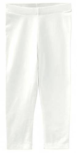 Name IT NOS Mädchen Leggings NITVIVIAN Capri NMT NOOS, Weiß (Bright White), 158 von Name IT NOS