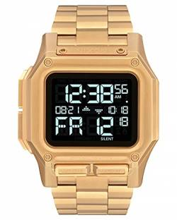 Nixon Armbanduhr Regulus All Gold von Nixon