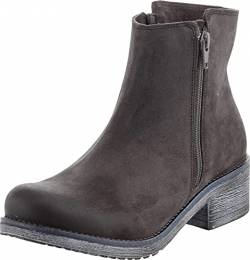 Naot Footwear Women's Wander Brushed Oily Midnight Suede 38 M EU von Naot