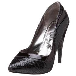 Naughty Monkey Damen Get In There Fashion Pumps, Schwarz (schwarz), 40 EU von Naughty Monkey