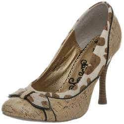 Naughty Monkey Damen London Pumps, Beige (tan/braun), 38.5 EU von Naughty Monkey