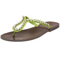 Naughty Monkey Damen-Sandalen Fruitloop, Grün (Grün), 40 EU von Naughty Monkey