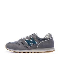 New Balance Herren 373 ML373EA2 Medium Sneaker, Grey (Gunmetal EA2), 42.5 EU von New Balance