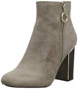 New Look Banned, Damen Kurzschaft Stiefel, Braun (Light Brown 21), 42 EU (9 UK) von New Look