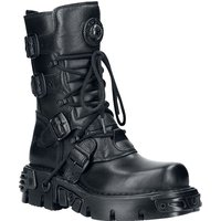 New Rock Nomada Black  Stiefel  schwarz von New Rock