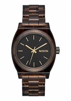 Nixon Damen Analog Quarz Smart Watch Armbanduhr mit Kein Armband A1214-400-00 von Nixon