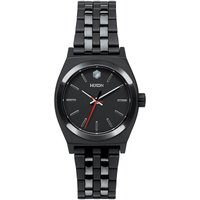 Nixon Kylo Black The Small Time Teller Star Wars Special Edition Kylo Ren Unisexuhr in Zweifarbig A399SW-2444 von Nixon