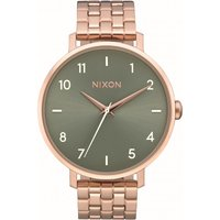 Nixon The Arrow Damenuhr in Rosa A1090-2951 von Nixon