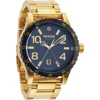 Nixon The Diplomat SS Herrenuhr in Gold A277-513 von Nixon