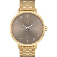 Nixon The Ladies Who Lunch Collection The Arrow Herrenuhr in Gold A1090-2702 von Nixon