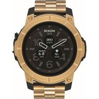 Nixon The Mission SS Herrenchronograph in Gold A1216-501 von Nixon