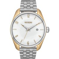 Nixon The Sandy Pearl Collection The Bullet Damenuhr in Silber A418-2703 von Nixon