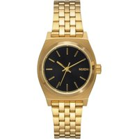 Nixon The Small Time Teller Damenuhr in Gold A399-513 von Nixon