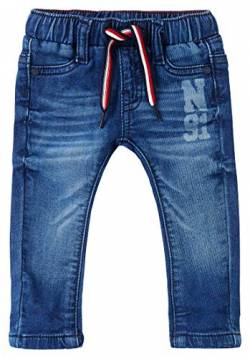 Noppies Baby-Jungen B Regular fit Pants Carletonville Denim Jeans, Medium Wash-P534, 56 von Noppies