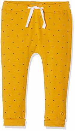Noppies Baby-Unisex U Pants Jrsy Comfort Kris Hose, Gelb (Honey Yellow C036), 68 von Noppies