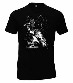 T-Shirt Thor-Thunder and Lightning (XL) von Norse Hammer