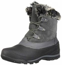 Northside Damen Fairfield, Charcoal/Orange, 37 EU von Northside
