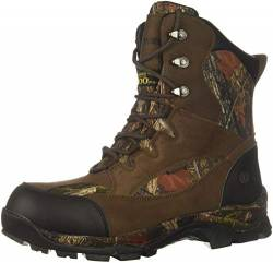 Northside Herren Renegade 400 Backpacking Boot, Mehrere (Daybreak Brown), 48 EU von Northside