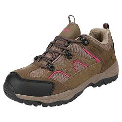 Northside Womens Snohomish Leather Waterproof Hiking Shoe von Northside
