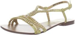 Not Rated Damen Crystal Bright Sandalen, Gold (Gold), 36.5 EU von Not Rated