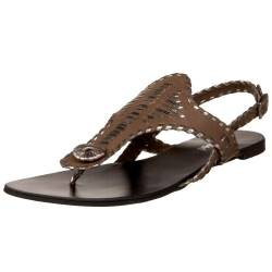 Not Rated Prospect Damen-Sandalen, Beige (Taupe), 36.5 EU von Not Rated