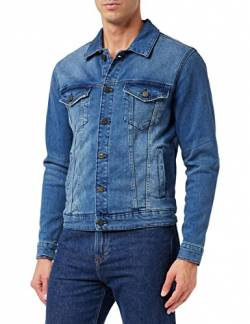 ONLY & SONS Herren onsCOIN Jacket PK 0451 NOOS Jeansjacke, Blau (Blue Denim Blue Denim), Large von ONLY & SONS