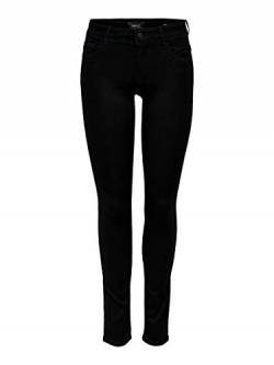 ONLY Female Skinny Fit Jeans ONLSkinny reg. Soft Ultimate L34Black Denim von ONLY