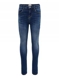 ONLY Girl Skinny Fit Jeans KONPaola HW 152Medium Blue Denim von ONLY