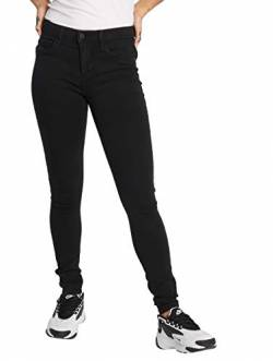 ONLY Female Skinny Fit Jeans ONLRain reg XS30Black Denim von ONLY