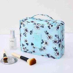 OYHBGK Heißer verkauf reißverschluss mann frauen make-up tasche reise kosmetiktasche nylon make-up fall wasserdicht toilettenartikel organizer   beauty kit von OYHBGK
