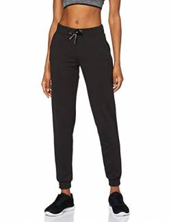 Only Play Damen ONPPERFORMANCE ATHL Ayn REG Pants Trainingshose, Print: W. Black & Red Black, XL von Only Play