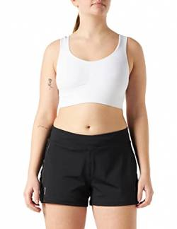 Only Play Damen ONPPERFORMANCE Run Loose Shorts, Black, XL von Only Play