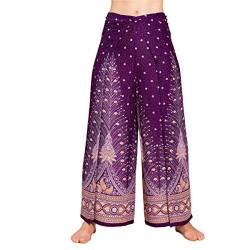 PANASIAM Sunshine Pants one, V11 Purple von PANASIAM