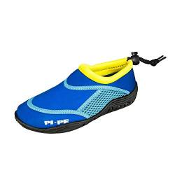 PI-PE Badeschuh Active Aqua Shoes Junior 34 Tricolor von PI-PE