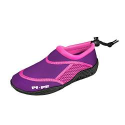 PI-PE Badeschuh Active Aqua Shoes Junior 21 Lilac/Pink von PI-PE