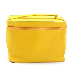 Cosmetic Bag Cosmetic Bag-rot Reisetasche Tasche (Color : Yellow) von PLBB3K