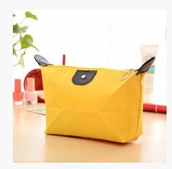 Cosmetic Bag Wash Bag Cosmetic Bag-Royal Blue Reisetasche Tasche (Color : Yellow) von PLBB3K